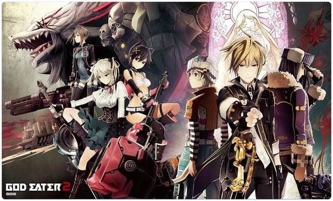 2fd27 god2beater2banime God Eater Anime will Air its 4th 'Extra' Episode Next Week