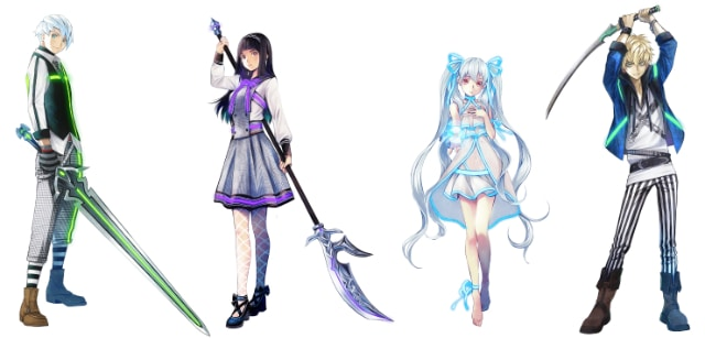 9ada8 Exist Archive – The Other Side of the Sky Characters and Cast Members
