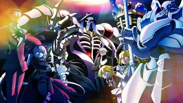 Anime Like The King's Avatar Overlord