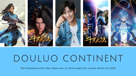 a9d5b douluo2bcontinent Chinese Novel Douluo Dalu is Getting a Live-Action Titled Douluo Continent