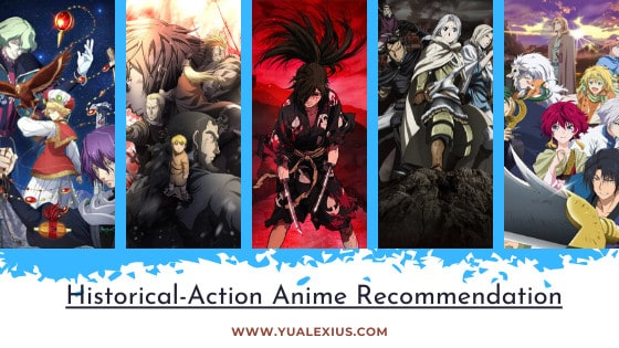 Historical-Action Anime List Recommendation