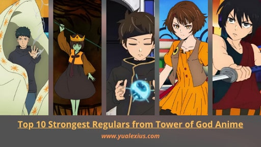 "f1ff1 2527tower2bof2bgod25272bstrongest2bcharacters The Strongest Characters from ""Tower of God"" Anime Series"