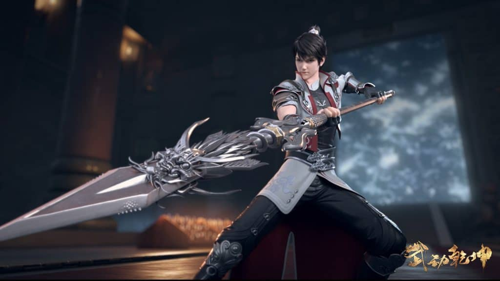 eeded martial2buniverse2blin2bdong2b2 22 of the Best Action Chinese Anime for Shounen Fans to Watch