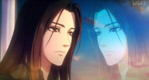 Drowning Sorrows in Raging Fire chinese anime