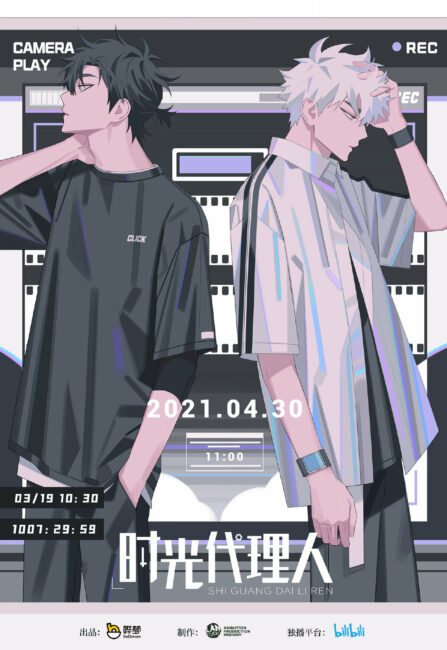 Time Agents donghua