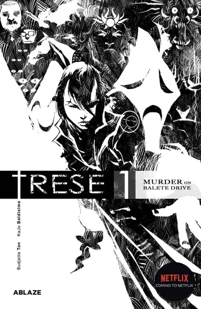 Trese Comic Cover
