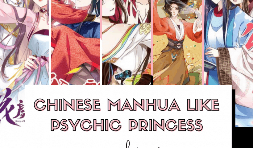 Chinese manhua like Psychic Princess