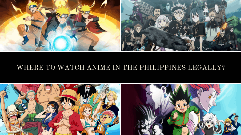 watch anime in the philippines