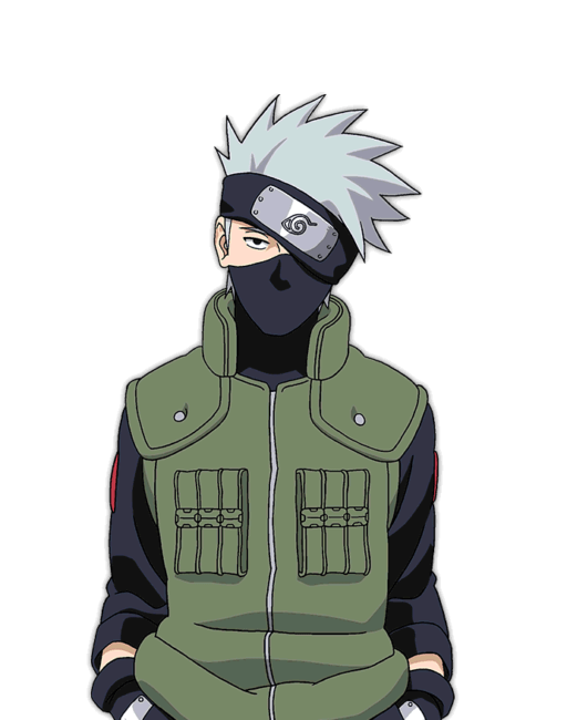 Hatake Kakashi anime husbando