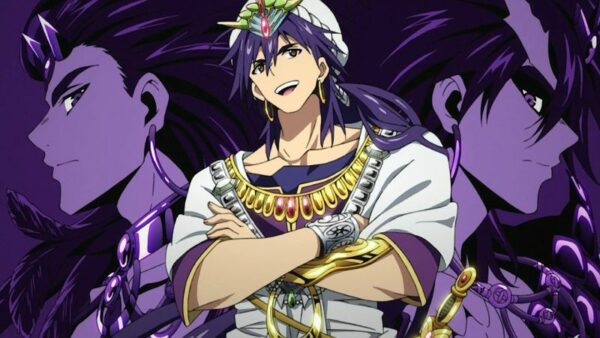 sinbad magi anime husbando