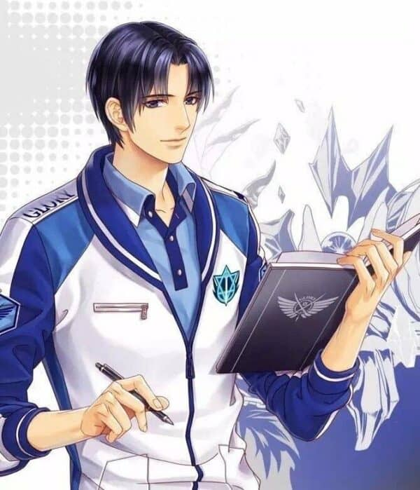 yu wenzhou anime husbando