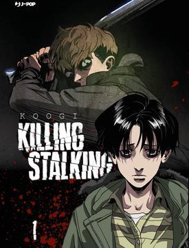 Killing Stalking webtoon