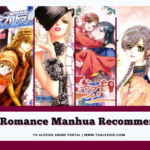 Chinese Romance Manhua Recommendations