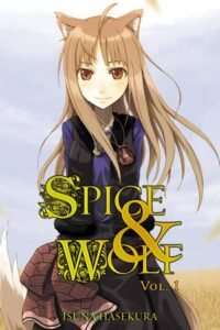Spice and Wolf LN