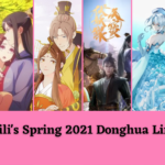 bilibili spring 2021 chinese anime lineup