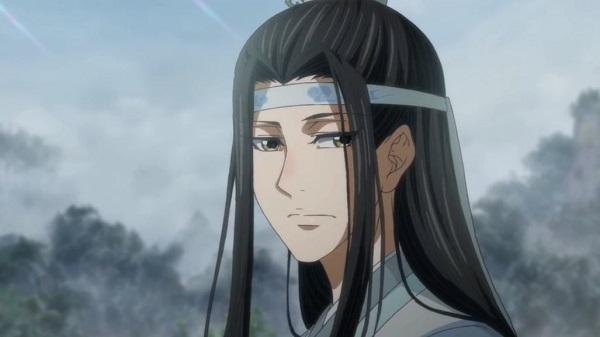Lan Wangji chinese anime male character