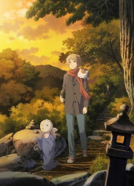 Natsume's Book of Friends anime film 2021