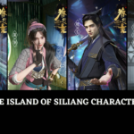The Island of Siliang Characters