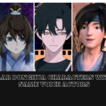 donghua characters with same voice actors