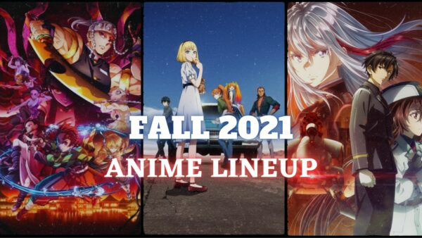 Upcoming winter 16 Anime From Fall 2021 Lineup That You Should Watch